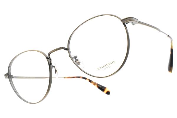 OLIVER PEOPLES 鈦眼鏡框