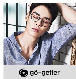 Go-Getter韓國眼鏡品牌